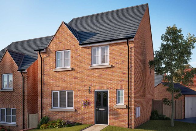 "Thumbnail Detached house for sale in ""The Mylne"" at Doncaster Road, Hatfield, Doncaster"