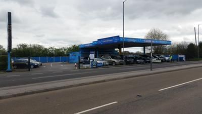 Thumbnail Commercial property for sale in Former Service Station, Chester Road, Plumley, Knutsford, Cheshire