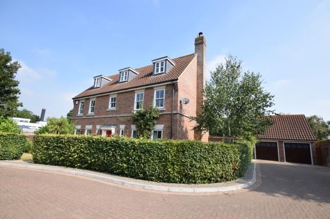Thumbnail Detached house for sale in Vicarage Court, Southminster