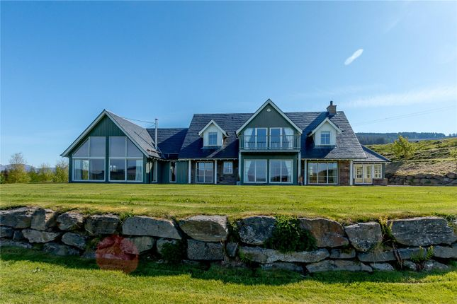 Thumbnail Detached house for sale in Kenmore, Aberfeldy, Perthshire