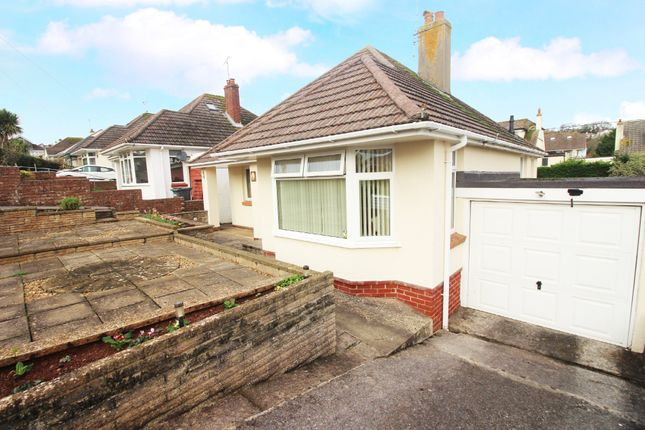 Thumbnail Detached bungalow for sale in Barcombe Road, Preston, Paignton