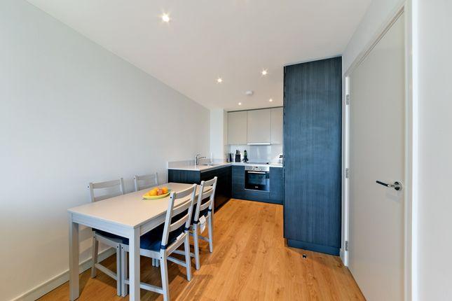 Dining Area of Pinnacle Apartments, Saffron Square, Croydon CR0