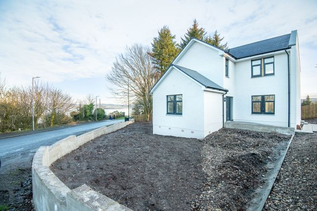 Thumbnail Detached house for sale in Craigs Farm, Lyle Road, Greenock