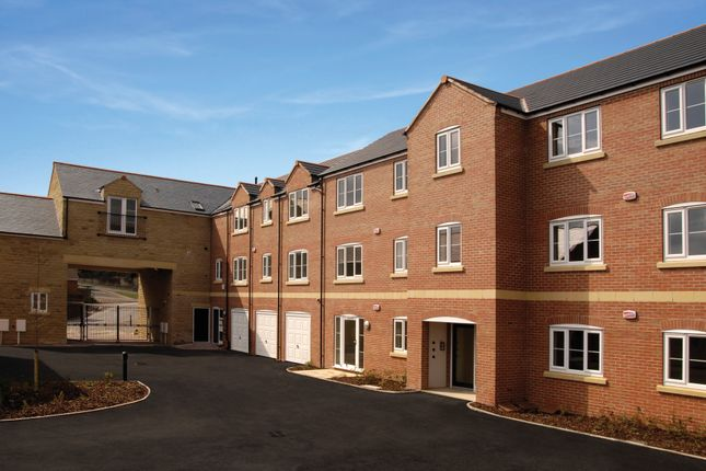 Thumbnail Flat to rent in Freeman Court, Eckington