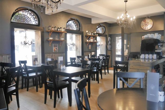 Thumbnail Restaurant/cafe for sale in Confidential Cafe, Morpeth, Northumberland