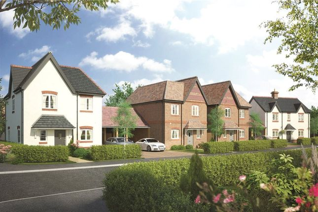 Thumbnail Semi-detached house for sale in Eldridge Park, Bell Foundry Lane, Wokingham