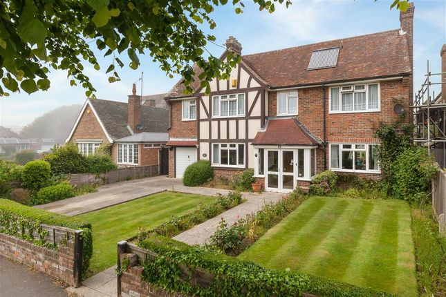 Thumbnail Detached house for sale in Withyham Road, Bexhill-On-Sea