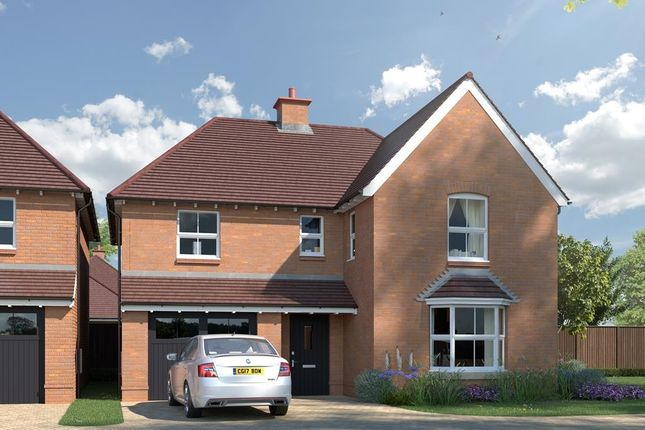 """Thumbnail Detached house for sale in """"Exeter"""" at Gregory Close, Doseley, Telford"""