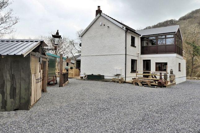 Thumbnail Land for sale in Cwm Tawel Lodge, Cynwel Road, Carmarthen, Carmarthenshire.