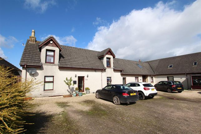 External of The Farmhouse, Blacktongue Farm, Greengairs, Airdrie ML6