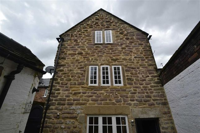 Thumbnail Flat to rent in St. Marys Gate, Wirksworth, Matlock