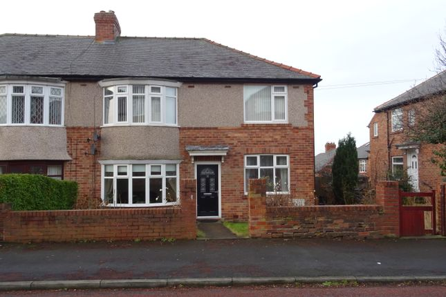 Thumbnail Flat to rent in Beverley Road, Low Fell