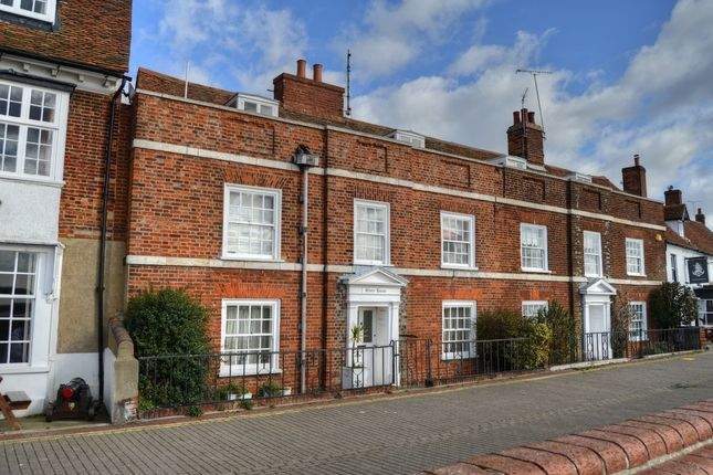 Thumbnail Terraced house for sale in The Quay, Burnham-On-Crouch
