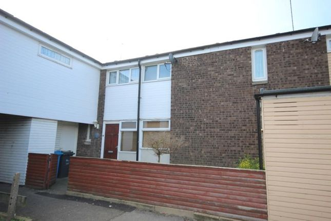 Thumbnail Terraced house to rent in Stroud Crescent West, Bransholme, Hull