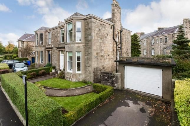 Thumbnail Semi-detached house for sale in Queens Road, Stirling, Stirlingshire