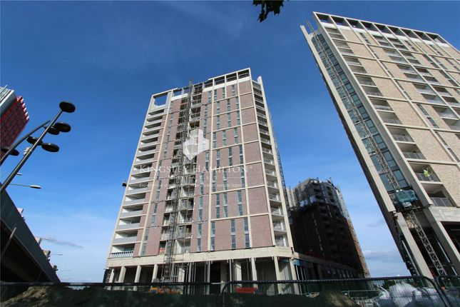 Thumbnail Property for sale in Discovery Tower, Canning Town