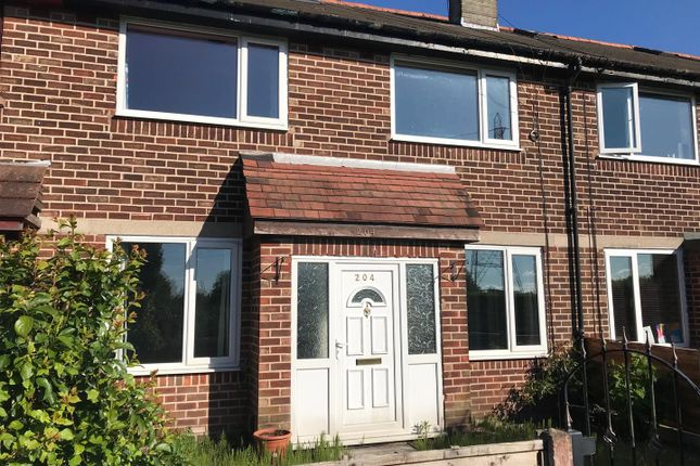 Thumbnail Town house to rent in Valley Road, Urmston, Manchester