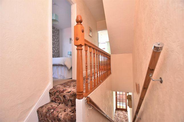 Stairs of Greengate Street, Barrow-In-Furness LA14