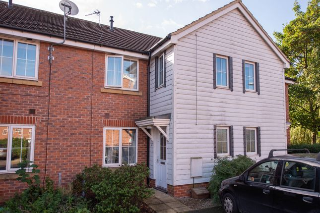 Thumbnail Terraced house to rent in Swindale Close, Gamston, Nottingham