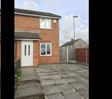 Thumbnail Semi-detached house to rent in Mollington Road, Westvale, Liverpool