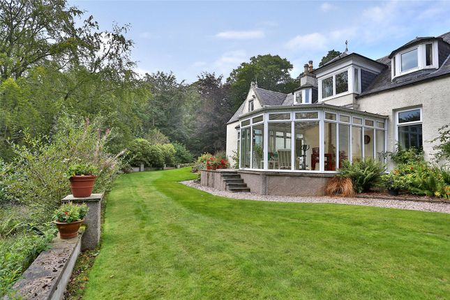 Thumbnail Detached house for sale in Fae-Me-Well House, Cothal, Fintray, Aberdeen