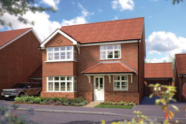 """Thumbnail Detached house for sale in """"The Canterbury"""" at Mayfield Way, Cranbrook, Exeter"""