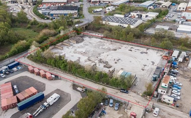 Thumbnail Land to let in Bretton Street, Dewsbury, West Yorkshire