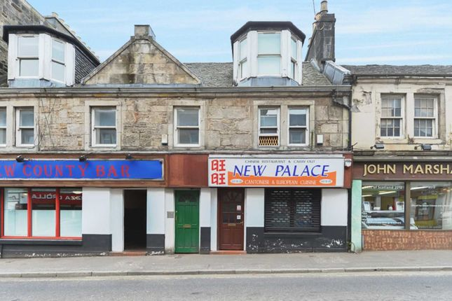 Thumbnail Flat for sale in High Street, Johnstone