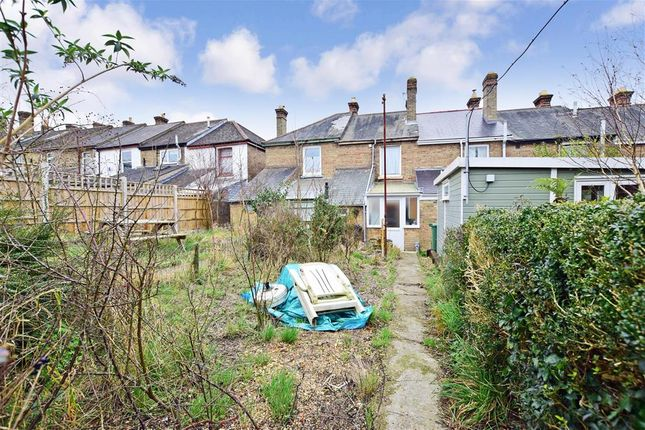 Rear Garden of Alfred Street, East Cowes, Isle Of Wight PO32