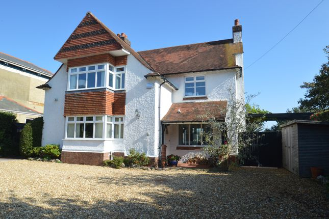 Thumbnail Detached house for sale in Ashey Road, Ryde