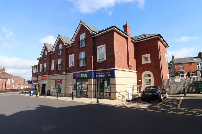 Thumbnail Flat for sale in Northgate, Scotland Road, Carlisle