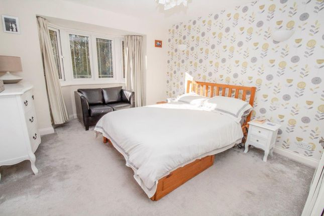 Master Bedroom of The Hedgerows, Lychpit, Basingstoke RG24