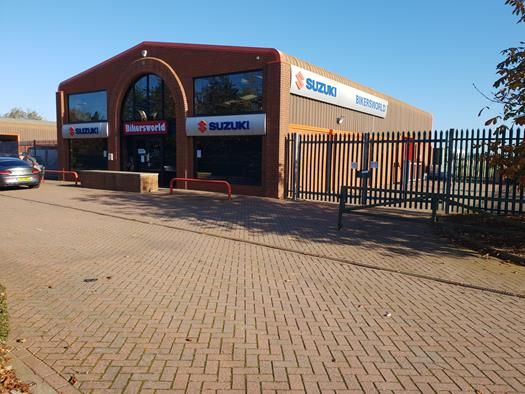 Thumbnail Light industrial for sale in 2 Browns Road, Daventry, Northants