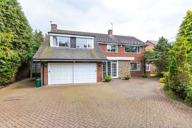 Thumbnail Detached house for sale in Rising Lane, Knowle, Solihull