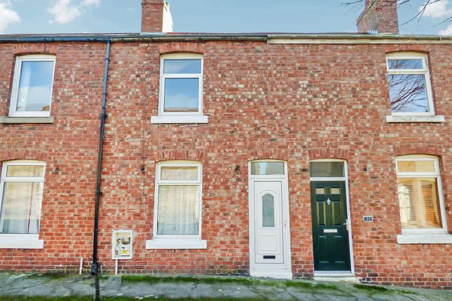 Thumbnail Terraced house for sale in Clyde Street, Chopwell, Newcastle Upon Tyne