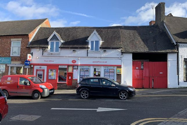 Thumbnail Commercial property for sale in Market Place, Shepshed, Leicestershire