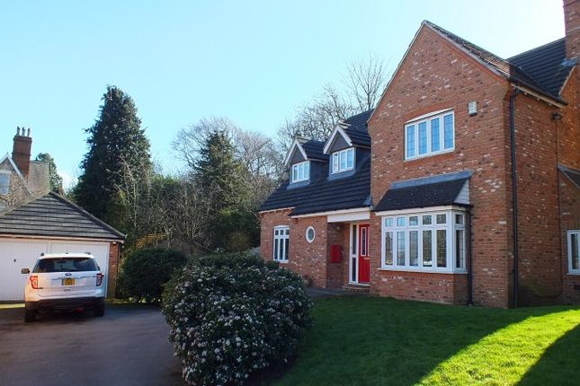 Thumbnail Detached house to rent in White Holme Drive, Pool In Wharfedale, Otley, West Yorkshire