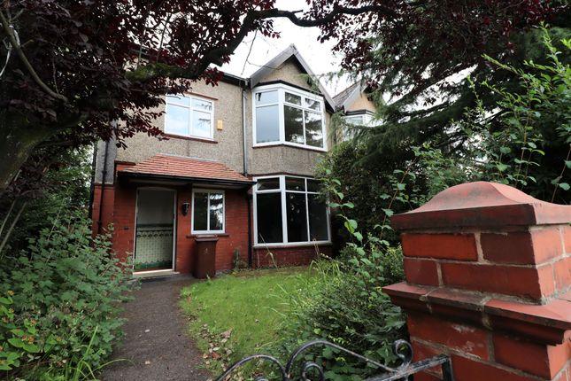 Thumbnail Semi-detached house for sale in Preston Old Road, Feniscowles, Blackburn