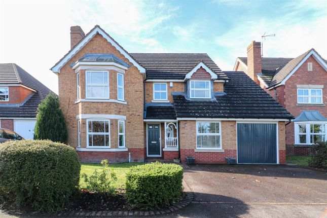 Thumbnail Detached house for sale in Casern View, Sutton Coldfield