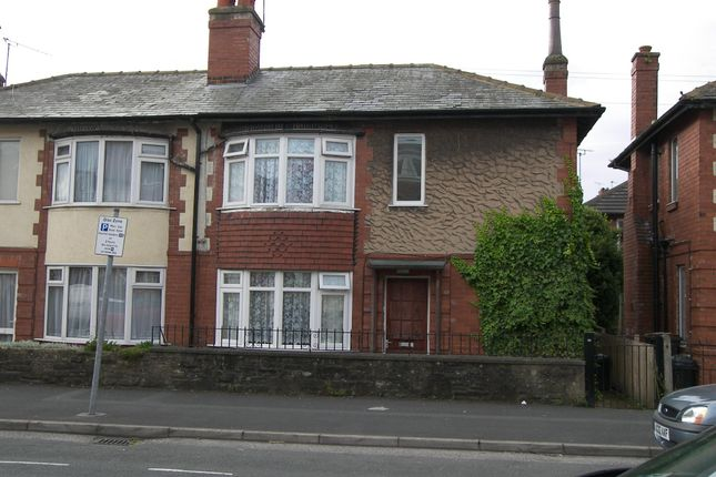 Thumbnail Semi-detached house to rent in Hurstleigh Terrace, Harrogate