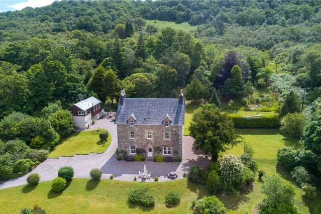 Thumbnail Detached house for sale in Thistle House, St. Catherines, Cairndow, Argyll And Bute