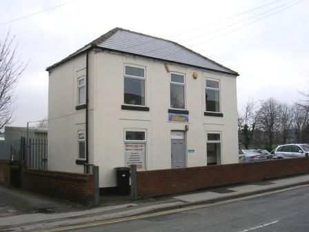 Office to let in 3 Stand Road, Whittington Moor, Chesterfield