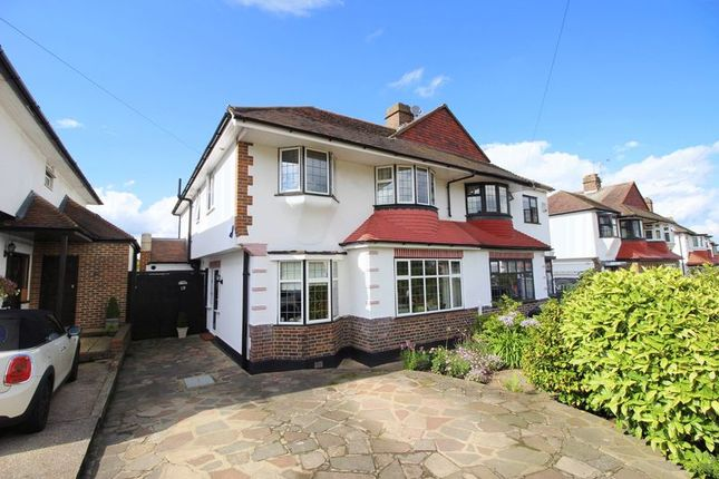 Thumbnail Semi-detached house for sale in Telford Road, New Eltham