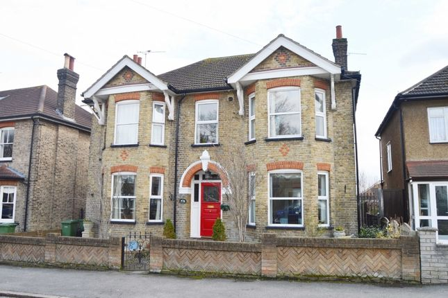 Thumbnail Detached house for sale in Fitzilian Avenue, Harold Wood, Romford