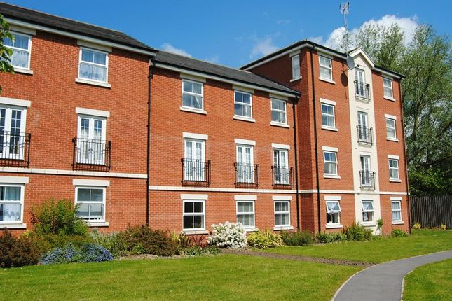 Thumbnail Flat to rent in Porter Square, Grantham