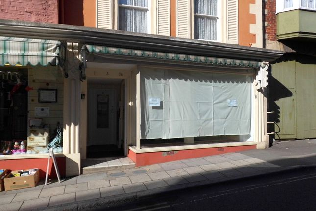 Thumbnail Studio to rent in High Street, Wincanton