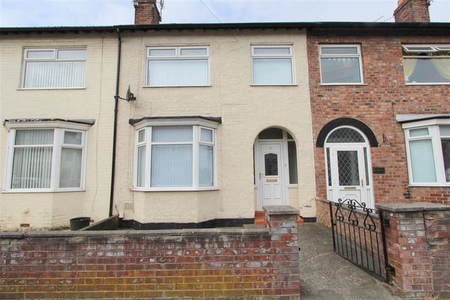 Thumbnail Terraced house for sale in Dovercliffe Road, Stoneycroft, Liverpool