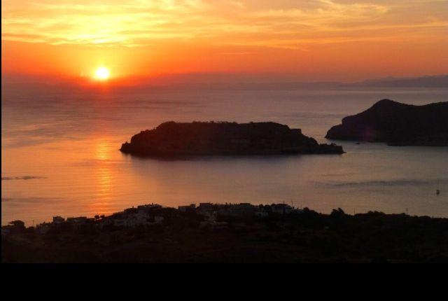 Sunrise of Three Stunning Villas For Sale In Crete, Greece., Agios Nikoloas, Greece