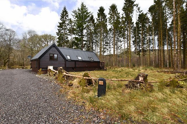 Thumbnail Lodge for sale in 18 Loch Aweside Forest Cabins, Dalavich