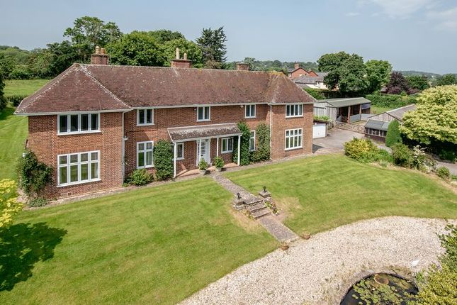 Thumbnail Detached house for sale in Minehead Road, Bishops Lydeard, Taunton